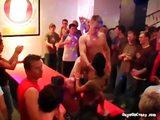 Gay stripper sex party