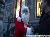 Horny Santa Claus