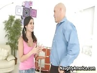 Adriana Kelly learns how to please a guy