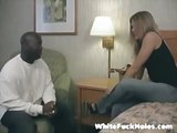 Horny milf wants to get fucked by a black guy