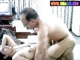 Amateur arab couple having sex in front of the webcam