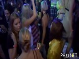 Crazy girls going wild in theclub