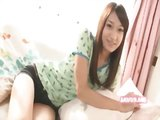 Petita asian cutie loves to tease