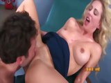 Hardcore sex at the doctor's office