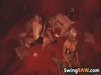 Mature women orgy sex