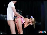 Hot Big Tits Blonde Rides Long Thick Cock Tasha Reign