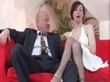 Lara Latex loves older men