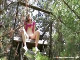 Fingering in the woods