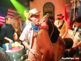Gay cowboys sex party